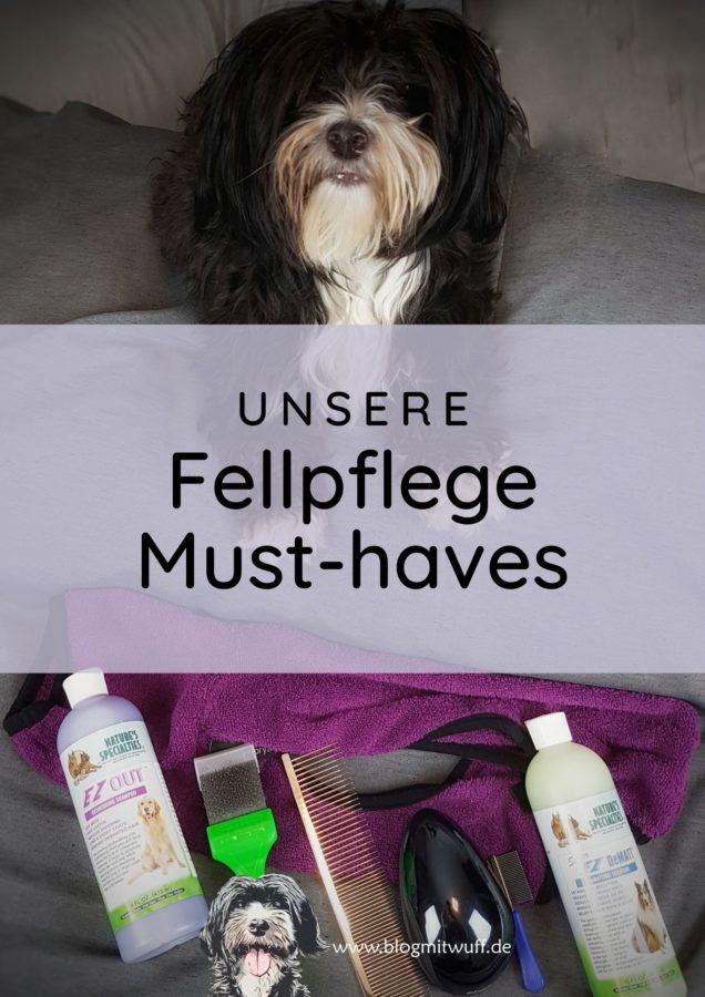 Werbung | Unsere Fellpflege-Must-haves