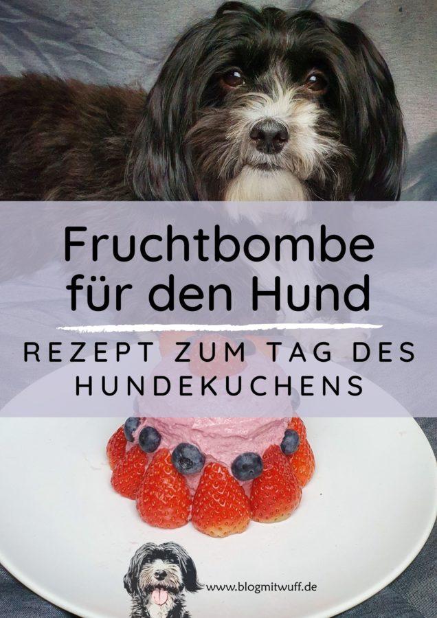 Rezept zum Tag des Hundekuchens