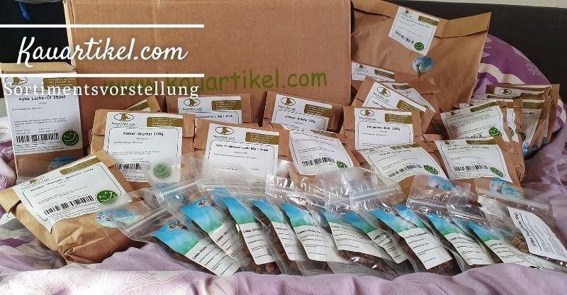 Werbung | Kauartikel.com für groß und klein