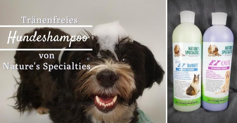 Hundeshampoo von Nature's Specialties