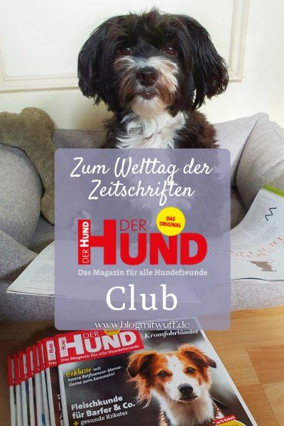 Pin DER HUND Club