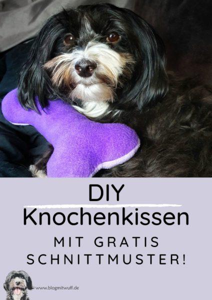 Pin zu DIY Knochenkissen
