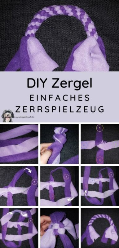 Pin2 zu DIY Zergel