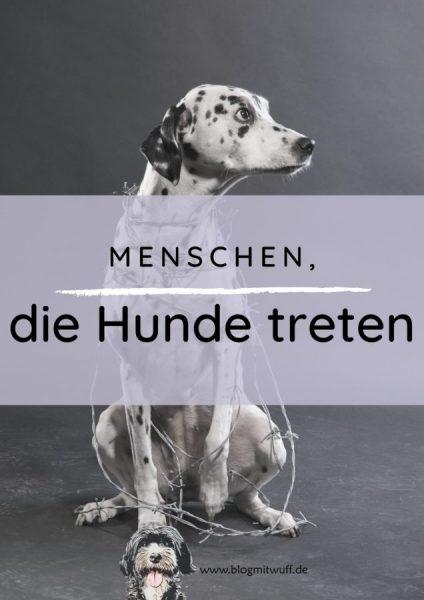 Titebild zu Menschen die Hunde treten