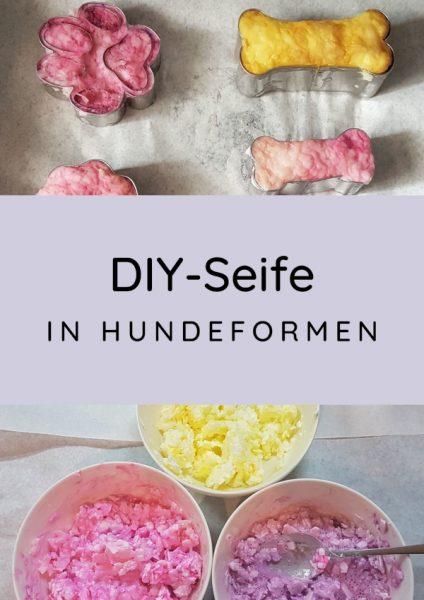 Titelbild zu DIY-Seife in Hundeform