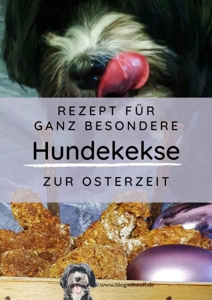 Titelbild zu Hundekekse zur Osterzeit