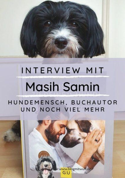 Titelbild zu Interview mit Masih Samin