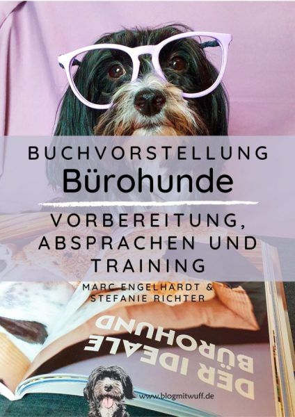 Titelbild zu Kosmos Verlag Bürohunde