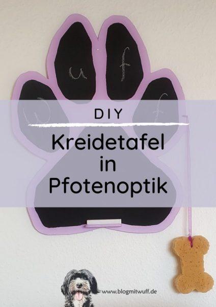 Titelbild zu Kreidetafel in Pfotenoptik