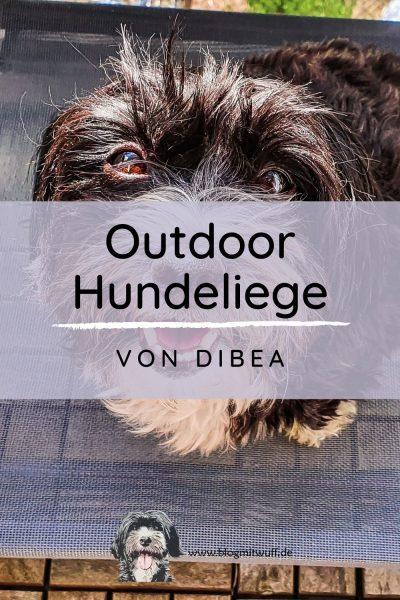 Titelbild zu Outdoor Hundeliege