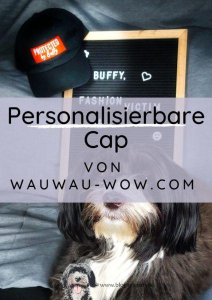 Titelbild zu Personalisierbare Cap von wauwau-wow.com
