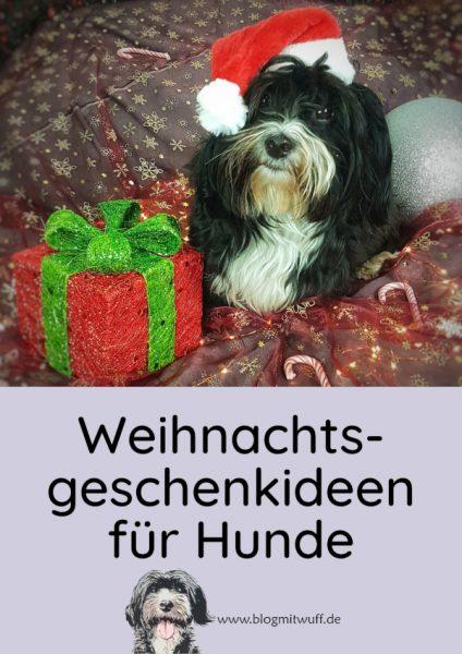 Pin zu Weihnachtsgeschenkideen für Hunde