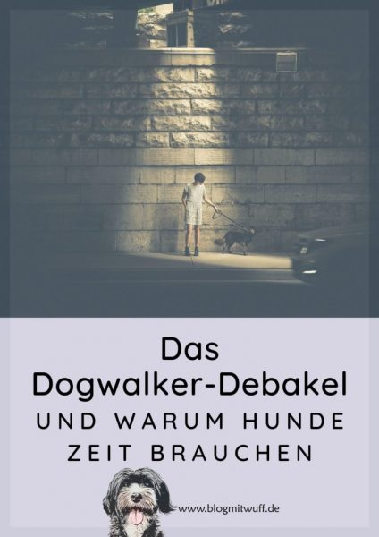 Pin zu Das Dogwalker Debakel