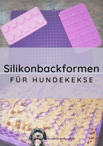 Titelbild zu Silikonbackformen für Hundekekse